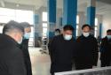 宁陵县政协视察大气污染防治工作