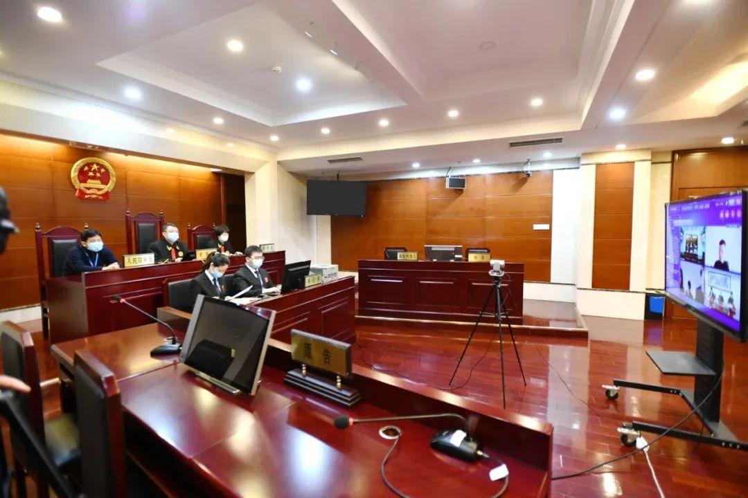 2020河南法院民事一审案件下降11.49%