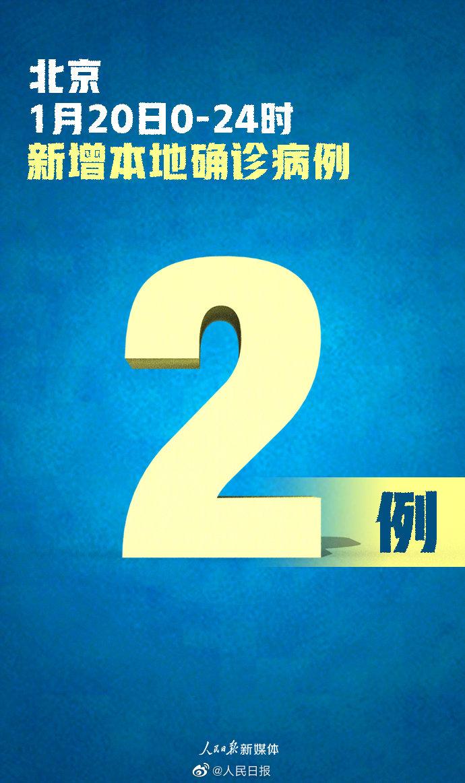 北京新增2例本地确诊,均住大兴区天宫院