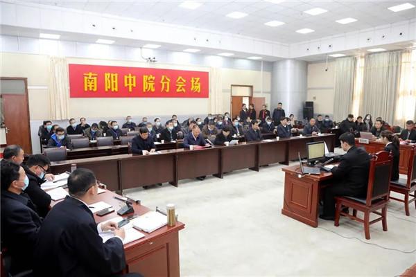 南阳市中级人民法院2020年亮点工作回顾