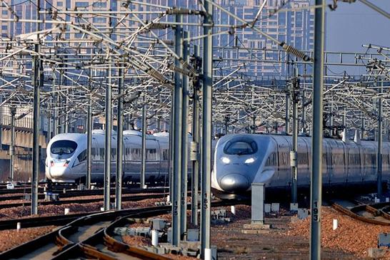 全国铁路运行图调整 河南高铁通达度提升
