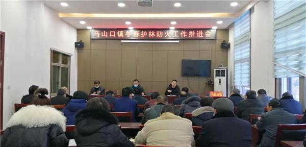 """河南内乡:多措并举筑牢护林防火""""安全网"""""""