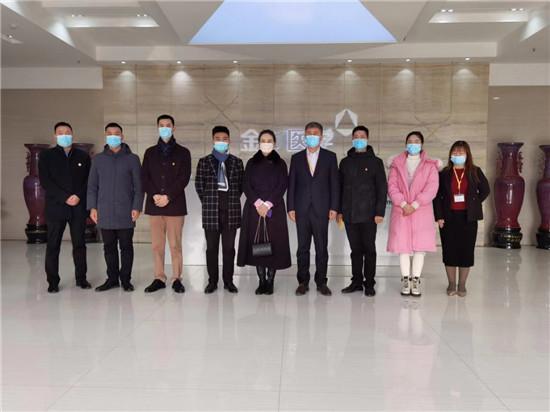 郑州市经开区新联会创新实践基地互访座谈会圆满召开
