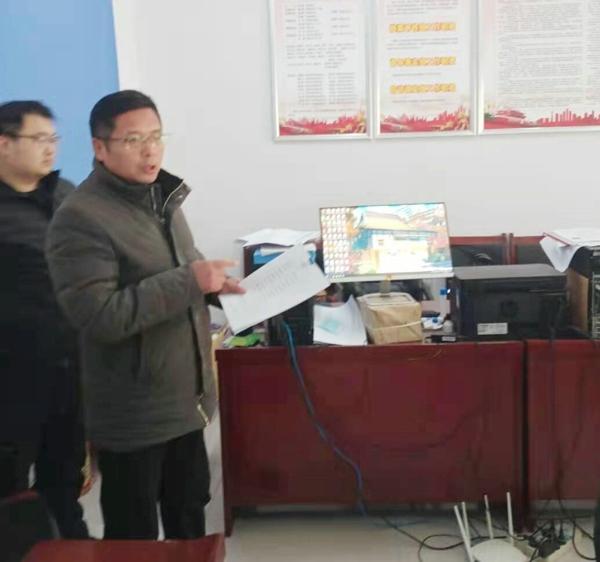 """汝南县市场监管局""""四早""""举措扎实推进企业年报工作"""