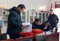 新蔡县余店镇开展2020年第四季度基层党建评比活动