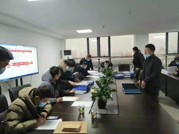 河南省厅绩效评价考核组莅临邓州检查督导2020年度交通运输执法工作