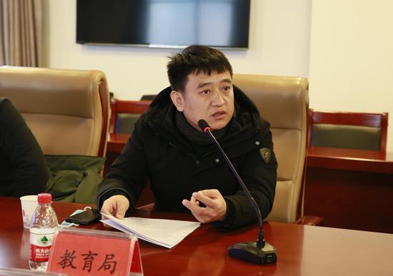 郑州市金水区:精准对接,助力新年度国防动员工作开局起步