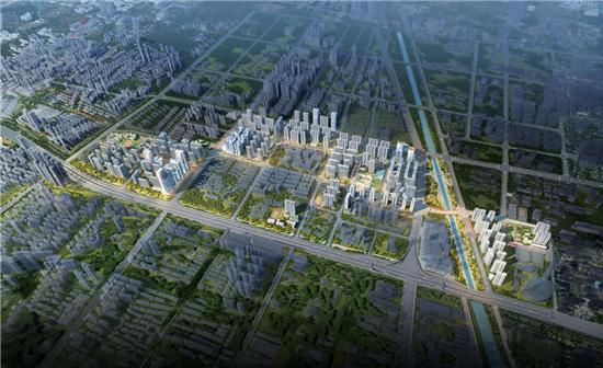郑州打造中央活动区的一次历史性转身—— 从CBD到CAZ,从北龙湖到教育港湾