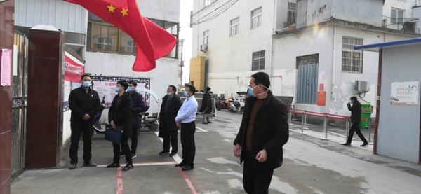 正阳县熊寨镇全面开展疫情防控工作