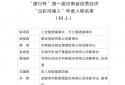 """首届河南省民营经济""""出彩河南人""""标兵和年度人物揭晓 孙守刚、刘玉江出席仪式"""