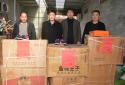 河南太康这对夫妇:捐了3万只口罩,今又为家乡学子捐赠400双运动鞋