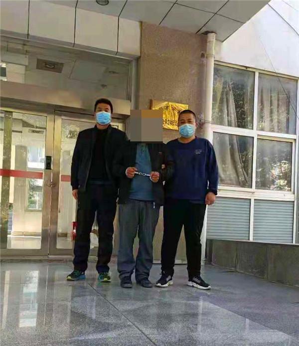 邓州市公安:诈骗后隐姓埋名 十年后落网到案