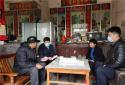 社旗县领导到兴隆镇开展节前走访慰问活动