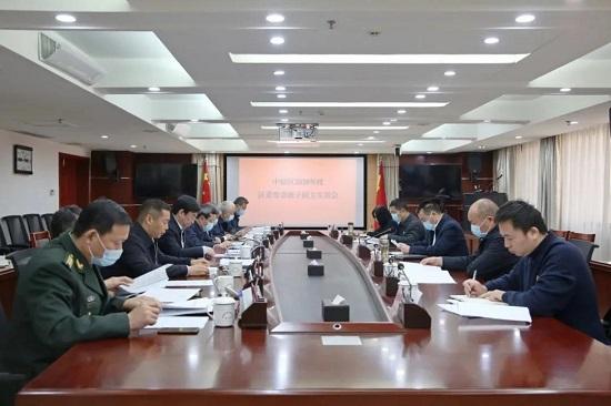 杨福平参加指导中原区委常委班子民主生活会