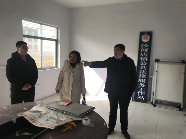 驻马店市驿城区司法局扎实推进星级规范化司法所建设工作