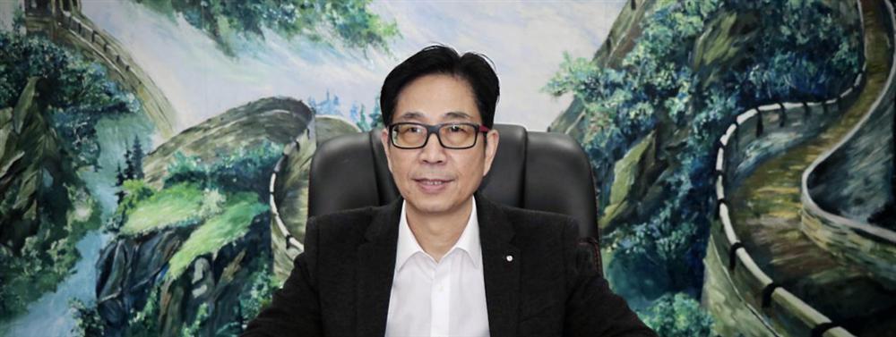 新加坡亚龙控股董事长郁忠斌:商道君子之风
