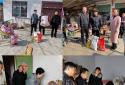 唐河县滨河街道:走访慰问脱贫户 春节关怀送温暖