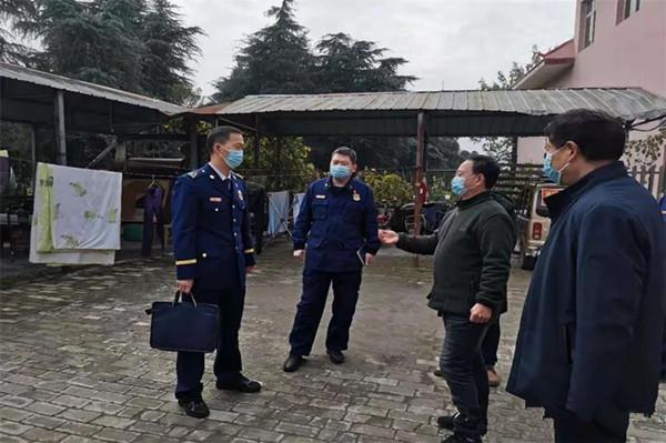 南阳市政府组织开展2020年度消防工作考核暨冬防工作督导检查