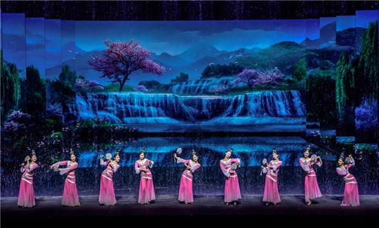 郑州黄帝千古情景区推出多样新春主题活动,共庆中国年!