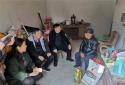 唐河县滨河街道:人大代表走访慰问困难群众