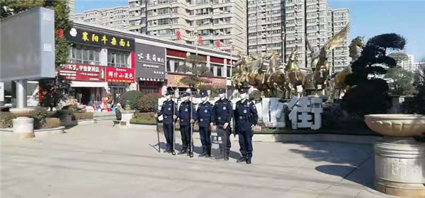 【春节我在岗】您的平安 我来守护——新野特巡警大队扎实开展春节期间社会治安巡逻防控工作