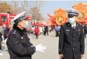 商丘市公安局交警支队圆满完成2021年春节期间交通安保工作