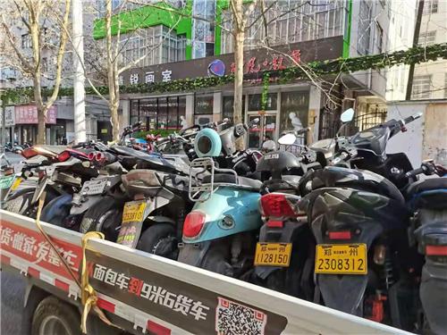 郑州警方抓获一个盗销电动车团伙,有4名是未成年在校学生
