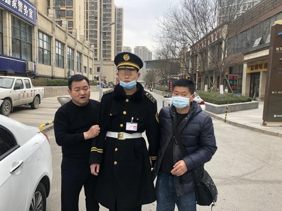 郑州鑫苑鑫家小区内接连发生入室盗窃案 竟是保安监守自盗