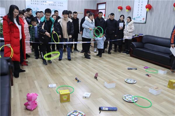 """南阳宛城区法院举办""""庆元宵猜灯谜""""系列趣味活动"""
