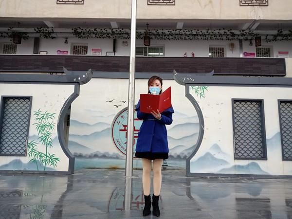 献礼赞歌,迎接建党百年!郑州京广路小学举行2021年春季开学典礼
