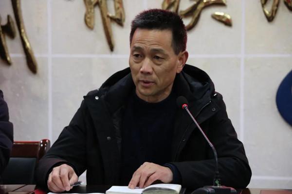 邓州市疾控中心召开2021年工作会议:定目标鼓干劲开新局