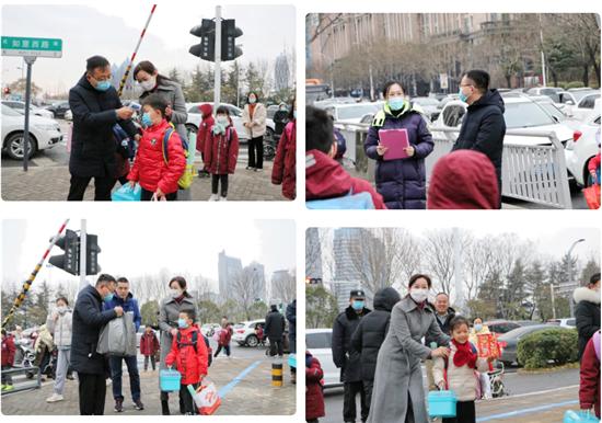 郑东新区龙腾小学开学第一天:惊喜连连,欢乐不断
