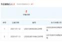 """因违反财产报告制度,河南睢县农村信用合作联社多次被列为""""老赖"""""""