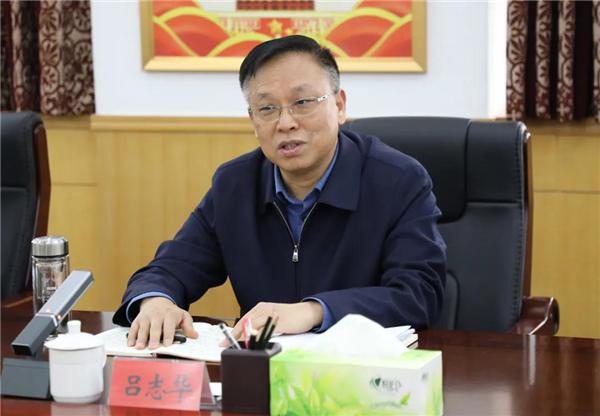 河南省政法队伍教育整顿第14驻点指导组到商丘中院调研指导