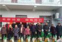 南阳宛城高庙镇:开展关爱老龄事业发展捐赠活动
