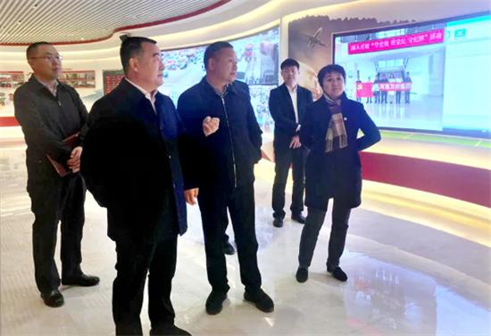 杨福平赴中牟县调研非公有制企业党建工作