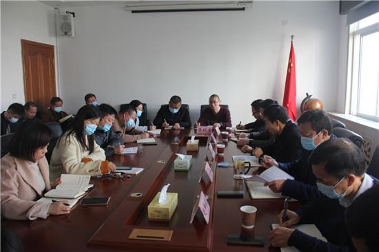 漯河市委统战部召开党史学习教育动员部署会