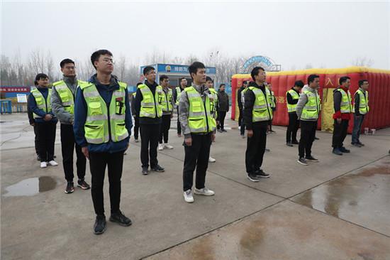 """一起来!郑州航空港区:"""" 游园""""式体验,乐享消防大餐"""