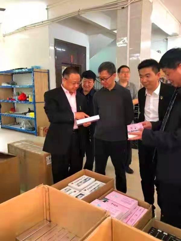 河南邓州市委书记一行莅临汕头考察调研
