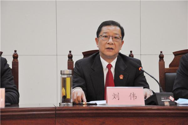 南阳卧龙区法院召开党风廉政建设和反腐败工作会议