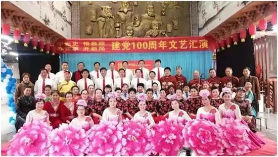 洛阳市高新区新联会开展庆祝建党100周年系列活动