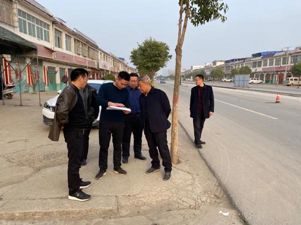 邓州市发布森林火险邓州市政府党组成员闫庆吉调研S103线中央分隔带建设
