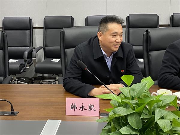 洛阳市政府驻郑办和郑州市洛阳商会开展助力乡村振兴研讨会