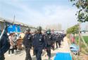 南阳宛城区高庙镇强力拆除违法建筑