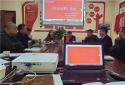 商丘市市场监督管理局书记马索义带队到帮扶村开展党史学习教育及普法宣传活动