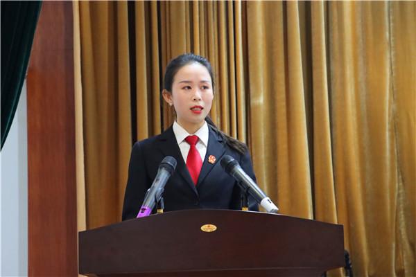 """南阳宛城区法院:举行队伍教育整顿活动""""榜样在身边""""主题报告会"""