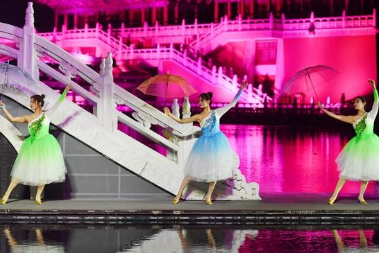 2021中国(开封)清明文化节开幕
