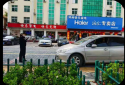 邓州:强化违停执法  助力城市建设