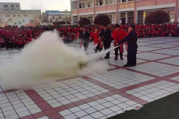 南阳消防支队多举措开展人员密集场所消防安全宣传教育工作
