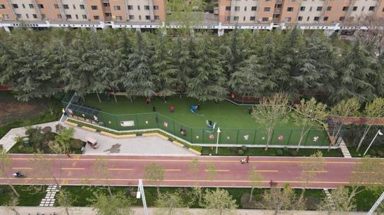 郑州市北三环综合改造提升道路内涵 促进城市业态升级